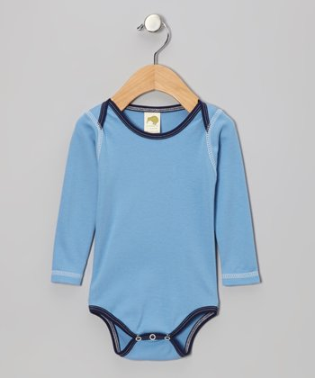 Cornflower Organic Bodysuit - Infant