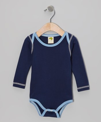 Midnight Organic Bodysuit - Infant