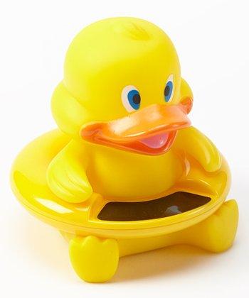 piccolo bambino yellow duck bathtub thermometer zulily. Black Bedroom Furniture Sets. Home Design Ideas