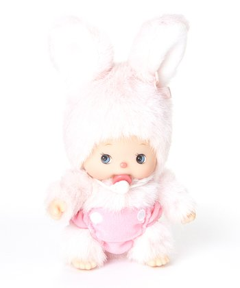 Bunny Friend Bebichhichi Plush Toy