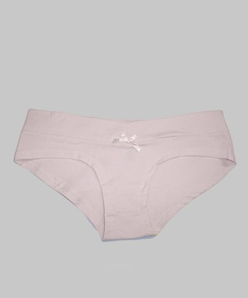 Pink Maternity Brief - Women & Plus