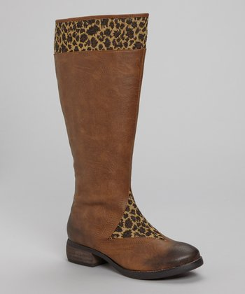 Brown Cathy 4 Boot