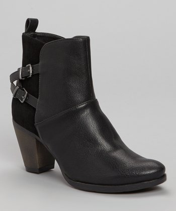 Black Sandra 6 Boot