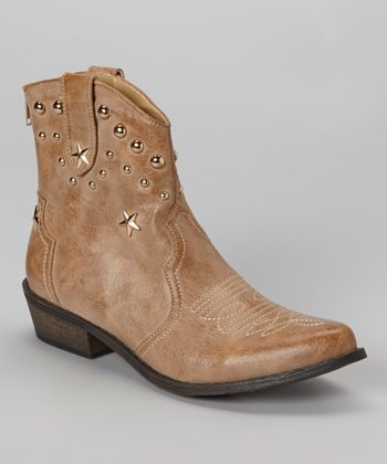 Tan Denco 1 Boot