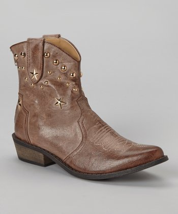 Brown Denco 1 Boot