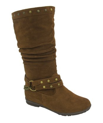 Rust Harness Claudia Boot