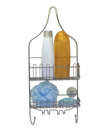 Nickel Shower Caddy