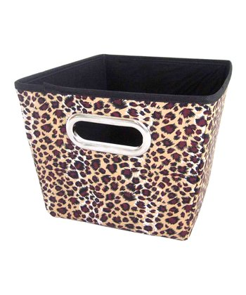 Cheetah Medium Storage Bin