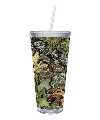 Camouflage Insulated Tumbler