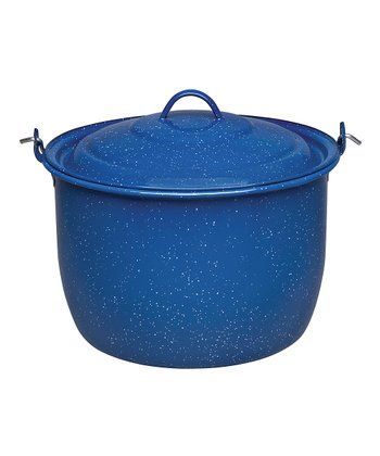 Royal Blue 8-Qt. Covered Pot