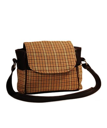 Avon Tweed Small Daddy's Diaper Bag