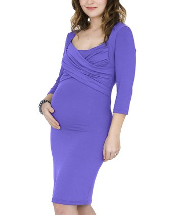 Wink Maternity & Nursing Dress - Women