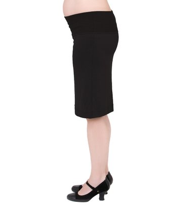 Jett Mid-Belly Maternity Pencil Skirt - Women