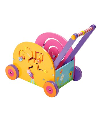 Push & Play Mouse Wagon