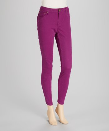 Grape Jeggings