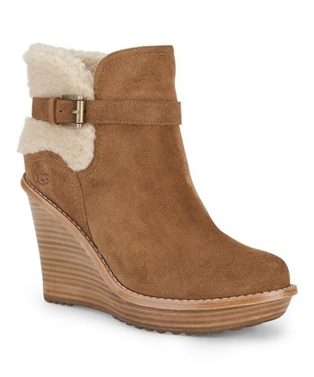 Chestnut Anais Boot - Women