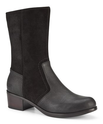 Black Lou Boot - Women