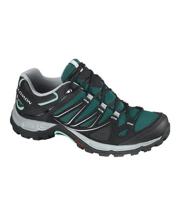 Duck Blue & Black Ellipse GTX® Trail Running Shoe - Women