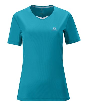Boss Blue Trail Top - Women