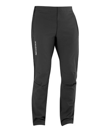 Black Momentum II Soft Shell Pants - Men