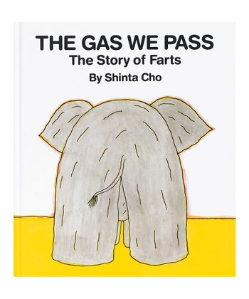 The Gas We Pass Hardcover
