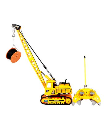 Heavy Machine Mobile Remote Control Crane