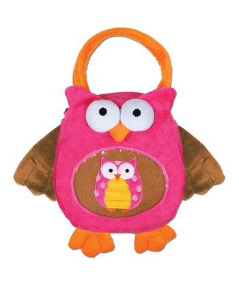 Owl Blankie Buddy & Tote