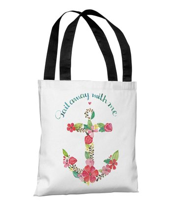'Sail Away' Tote Bag