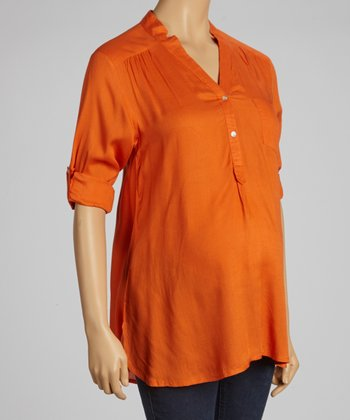 Koi Maternity Blouse - Women