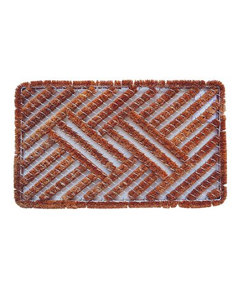 Cross-Hatch Doormat