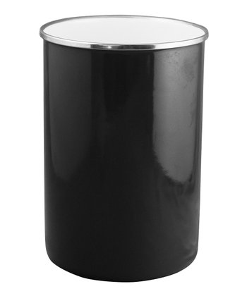 Black Steel Utensil Holder