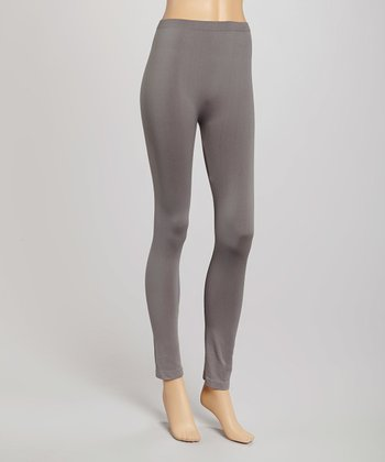 Gray Leggings