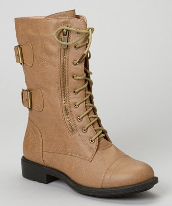 Taupe Pack 72 Boot