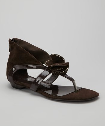 Coffee Pea Sandal