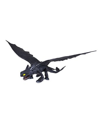Black Night Fury Toy