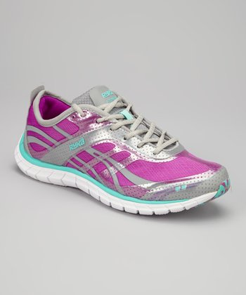 Purple Hypnotic Sneaker - Women