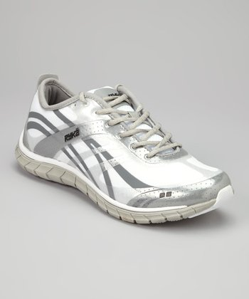 White Hypnotic Sneaker - Women