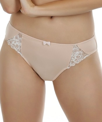 Bare Lace Bikini Briefs - Women & Plus