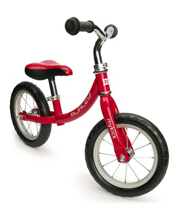 Red MyKick Balance Bike