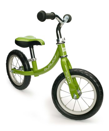 Green MyKick Balance Bike