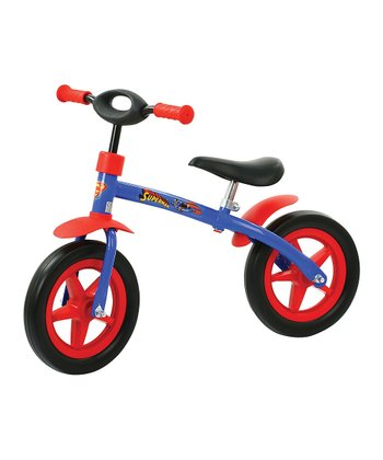 Superman Balance Bike
