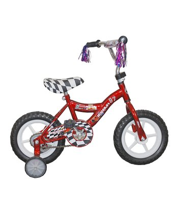 Red Micargi Bike