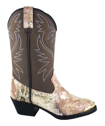 Tan Cody Cowboy Boot