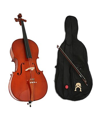 Natural Handmade Cello Set