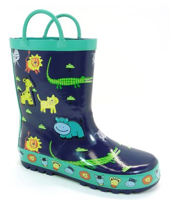 Blue Zoo Rain Boot
