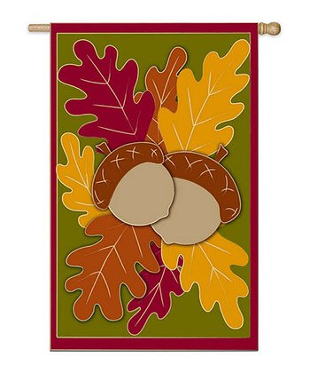 Autumn Oaks Flag