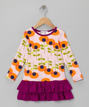 Violet Mccall Drop-Waist Dress - Infant, Toddler & Girls