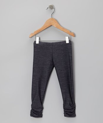 Denim Bea Leggings - Infant, Toddler & Girls