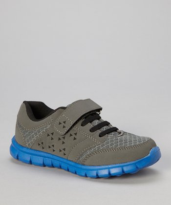 Gray & Royal Adjustable Sneaker