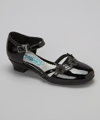 Black Patent Miranda Shoe